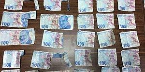 ATM'ye Sahte Para Yatırıp Gerçek Para Çeken Kalpazanlar Yakalandı: 'Enflasyonu Düşürecektik, Bırakmadınız'