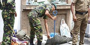 Sri Lanka'da Kiliselere ve Otellere Bombalı Saldırı: 50 Ölü, Çok Sayıda Yaralı