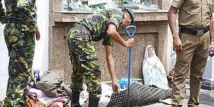 Sri Lanka'da Kiliselere ve Otellere Bombalı Saldırı: En Az 50 Ölü, Çok Sayıda Yaralı