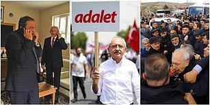 Terör Örgütleriyle Aynı Kefeye Konulan ve Hedef Gösterilen Kemal Kılıçdaroğlu'nun Dünden Bugüne Uğradığı Saldırılar
