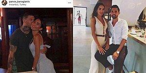 Saynur Öztürk, Hasan Ali Kaldırım'ı Yunan Instagram Fenomeni ile Aldattı mı?