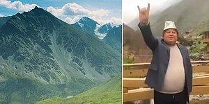 Ordu MHP Milletvekili Cemal Enginyurt, Tanrı Dağı'nda 'Uludu'