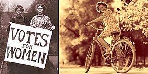 Bisikletin İcadı Kadınların Devrimi Oldu! Pedallarken Özgürleşen Kadınların Dünyayı Değiştirme Hikayesi