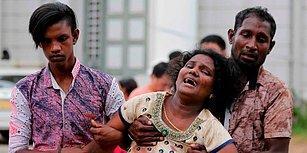 Sri Lanka'da Yas ve OHAL: Can Kaybı 321'e Yükseldi, Saldırıyı IŞİD Üstlendi
