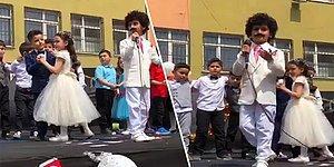Müslüm Gürses'li 23 Nisan Kutlaması Görüntülerine Gelen Efsane Yorumlar!