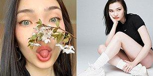 Duru Güzelliği İle İnsanın Aklını Başından Alan Kazak Model; Aya Shalkar