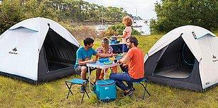 Doğadaki Evini Hazırla! Mükemmel Bir Kamp İçin İhtiyacınız Olan Her Şey Uygun Fiyatlarla Burada!