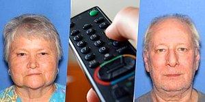 Kocasının Yetişkin TV Kanallarına Para Verdiğini Görünce Deliye Dönüp Kocasını Vuran Yaşlı Kadın