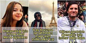 Bir Türkiye Resmi: Geçim Sıkıntısı ve İşsizlik Nedeniyle Hayatına Son Verenler ve Çalışmadan Maaş Aldığı Ortaya Çıkanlar