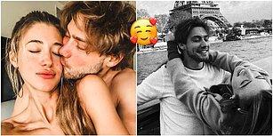 Türk Girişimci Kaan Günay ve Amerikalı Ünlü Model Jessica Michel Serfaty'nin Dillere Destan Aşkı