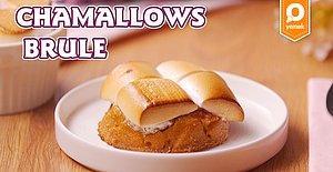 Krem Brüle'ye yeni bir soluk: Chamallows Brule Nasıl Yapılır?