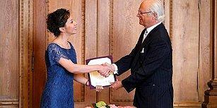 Türk Akademisyen Dr. Hatice Zora, İsveç'te 'Kraliyet Hanedanı' Ödülüne Layık Görüldü