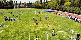 Kadıköy Belediyesi'nin Kadın Çalışanlarından Futbol Takımı: 'Cadıköy'