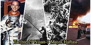 Hitler İntihar Etti, Vietnam Savaşı Başladı, 1 Mayıs İlk Kez Kutlandı... Tarihte 29 Nisan-5 Mayıs Haftası ve Yaşanan Önemli Olaylar