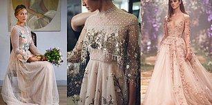 Gören Aşık Oluyor! Akrabaları Orta Yerinden Çatlatmak İçin Bu 15 Nişan Kıyafetine Mutlaka Bakmalısın!