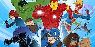 Avengers: Endgame Beyaz Perdeyi Sallarken Geçmişten Günümüze Marvel Evreninin Tüm Çizgi Filmleri!