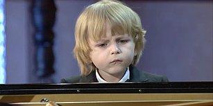6 Yaşındaki Piyano Dahisi: Elisey Mysin