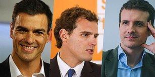 İspanya Genel Seçimlerinin Best Model Yarışmalarını Aratmayacak Süper Yakışıklı Parti Adayları