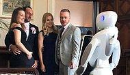 Kızılötesi Sensörler ve Yüz Tanıma Özelliği ile Düğün Fotoğrafçılığı Yapan Robot: Eva
