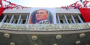 Ankara'nın Ardından İstanbul: İBB Binasına da 'T.C.' İbaresi Eklendi