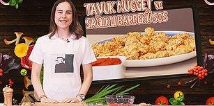Sağlıklı Nugget ve Barbekü Sos Tarifi - Revna Çakır Mutfakta Ben Varım