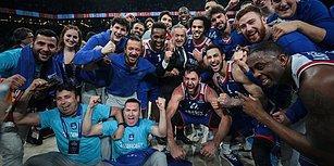 Tebrikler Anadolu Efes! Tarihte İlk Kez İki Türk Takımı Dörtlü Final'de