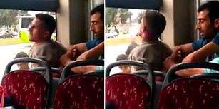Otobüste Bir Kadını Taciz Eden Kişiden İlginç Savunma: 'Yaptık Bir Hata, Bir Daha Olmaz'