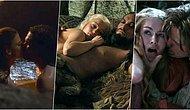Game of Thrones'un 8 Sezon Süren Tarihinde İzleyen Herkesin Aklına Kazınan 15 Seks Sahnesi