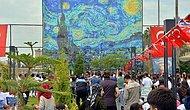 Beş Bin Öğrenci Emek Verdi: 'Yıldızlı Gece' Tablosu Guinness'e Aday