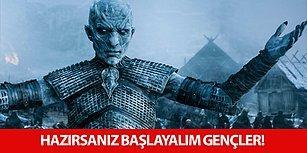 Dünya'nın En Zor Game Of Thrones Testinde Arya Stark Kadar Öz Güvenliler Full Yapıyor!