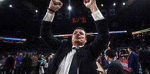 Türk Basketbolunda Başarı Denince Akla Gelen İlk İsimlerden Biri: Ergin Ataman