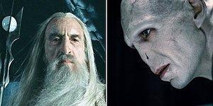 Yüzde Kaç Voldemort Yüzde Kaç Saruman'sın?