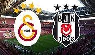 Derbide 345. Randevu! Galatasaray ve Beşiktaş'ın Lig Tarihindeki Mücadelesi ve İstatistikleri
