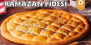 İftar Yemeklerinin Olmazsa Olmazı! Ramazan Pidesi Nasıl Yapılır?
