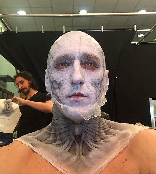 Game Of Thrones Vladimír Furdík On Playing The Night King: Night King'i Canlandıran Vladimír Furdík'in Gerçek Hayatta