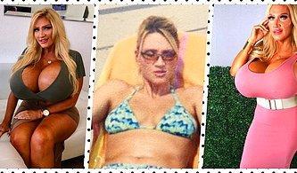 Kadınların Estetik Ameliyat Parası Bulabilmesi İçin Kitlesel Fon İşi Kuran XXX-Large Memeli Kadın