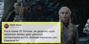 Finale İki Hafta Kaldı Ama... Game of Thrones'un Son Bölümünü Hayal Kırıklığıyla İzleyerek Duygularını Dile Getiren İnsanlar