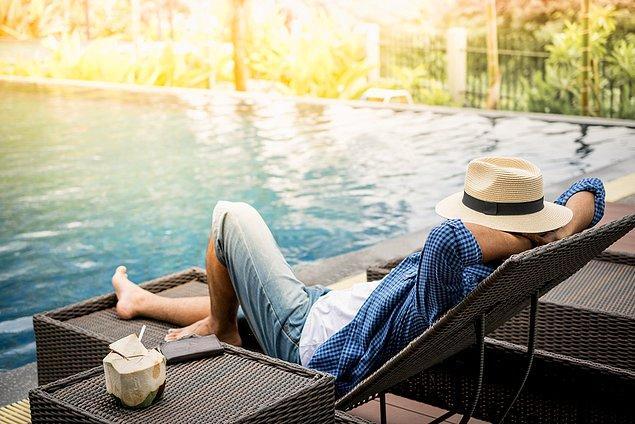 10. Rahatlayın ve stresi azaltın.