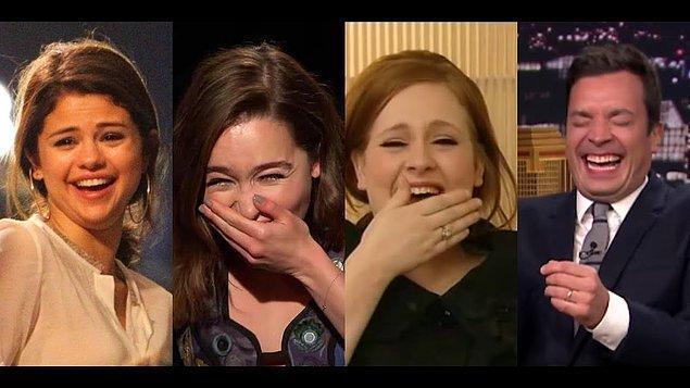 Kahkaha atmak ya da gülmek nedir ve neden güleriz?