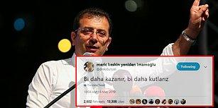İstanbul Seçimlerinin İptal Edilmesinin Ardından Duygularını İçinde Tutamayıp İki Çift Laf Eden İnsanlar