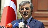 Abdullah Gül '367 Kararını' Hatırlattı: 'Yazık, Bir Arpa Boyu Yol Alamamışız'