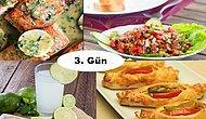 'Akşam İftara Ne Pişirsem?' Diye Düşünmeyin! Ramazan'ın 3. Günü İçin İftar Menüsü Önerisi