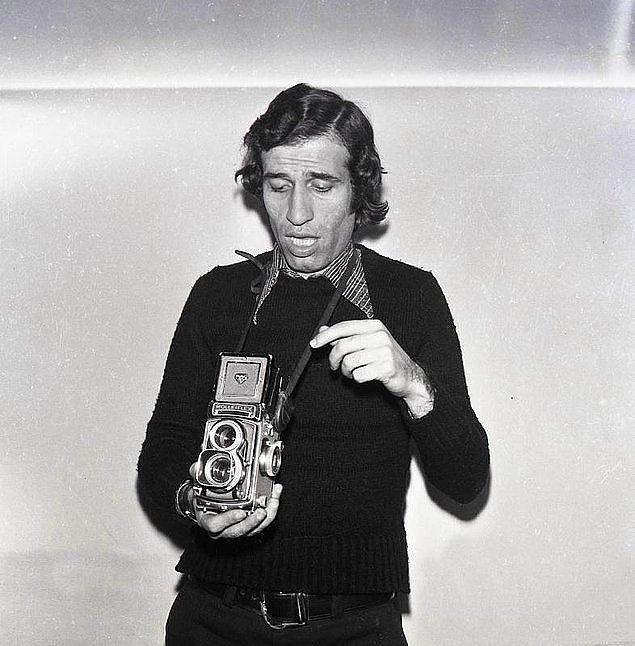 26. Kemal Sunal, 1970.
