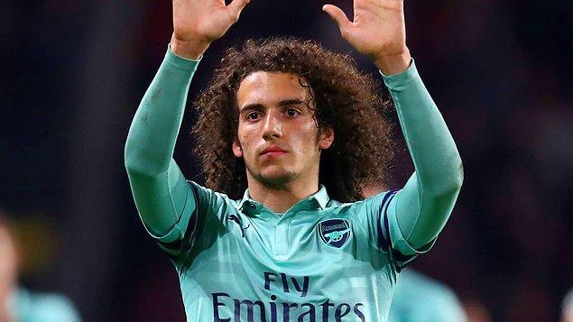2. MATTEO GUENDOUZI - Arsenal