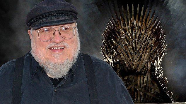 14. George R. R. Martin, 3 ayrı Game of Thrones yan dizisi için çalışmaların olumlu bir şekilde ilerlediğini açıkladı.