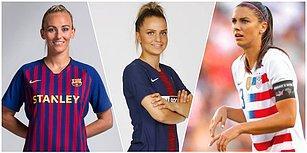 Bu Test Sadece Kızlar İçin! Hangi Kadın Futbolcu Senin Ruh Eşin?