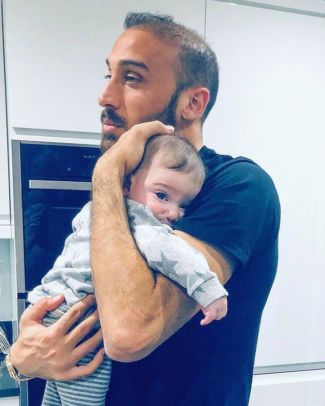 Bu da Ece Tosun'un gözünden minik ailesinin fotoğrafı... 😍