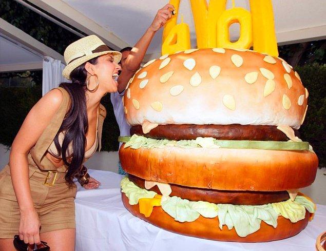 2. 10 Burger King - yaklaşık 5 milyon dolar