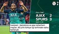 Bir Mucize de Tottenham'dan! Ajax Karşısında İmkansızı Başaran Tottenham Şampiyonlar Ligi'nde Finalde