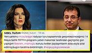 Ekrem İmamoğlu'na Destek Veren Sibel Tüzün'ün TRT FM'deki Programı İptal Edildi, Sosyal Medya Desteğini Esirgemedi!